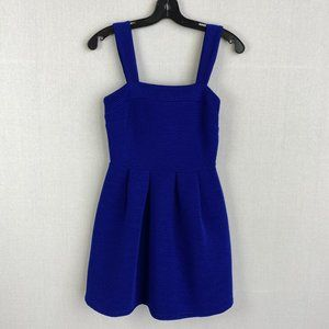 TOPSHOP Indigo Blue Summer Dress